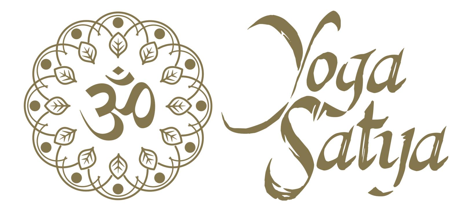 Yoga Satya logo testata